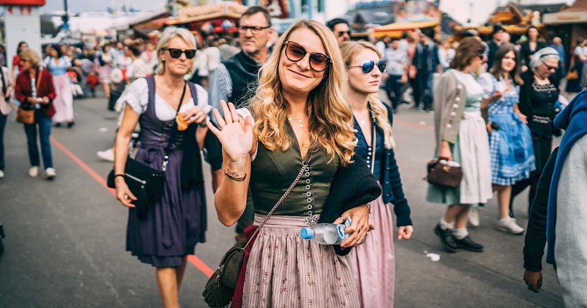 Service Fur Besucher Oktoberfest De Die Offizielle Website Zur Wiesn