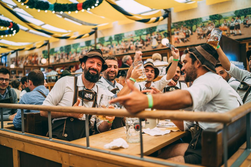 Reservations at Oktoberfest • Oktoberfest de - The Official