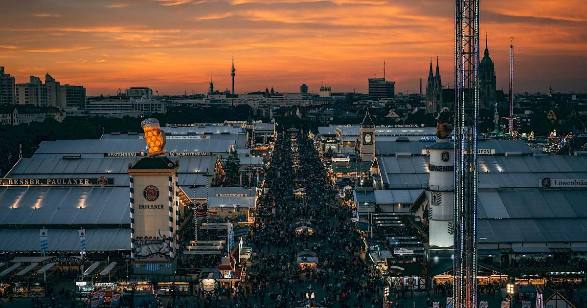 München Oktoberfest Webcam