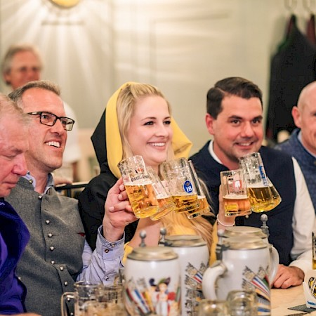 The brewers and the Münchner Kindl