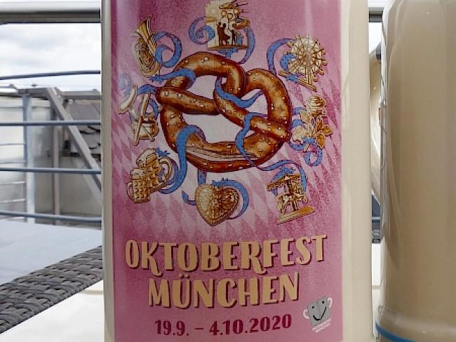 ANSTECKNADEL OKTOBERFEST MÜNCHEN SE046